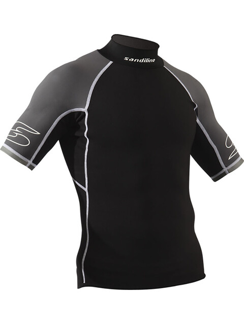 Sandiline Skin 05 Superflex Shirt SS Black/Grey